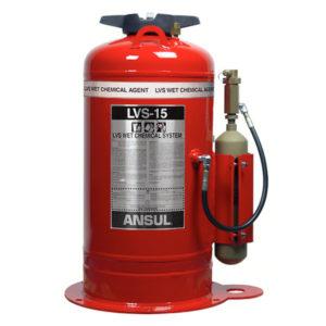 ANSUL LVS Fire Suppression Systems