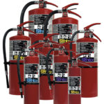 SENTRY DRY CHEMICAL EXTINGUISHERS