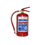 LOCAL DRY CHEMICAL EXTINGUISHER