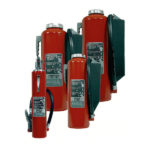 RED LINE MOBILE EXTINGUISHERS