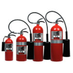 SENTRY CARBON DIOXIDE EXTINGUISHERS
