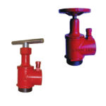 WOODLANDS HANDWHEEL AND TAMPER PROOF HYDRANT VALVE (80mm)